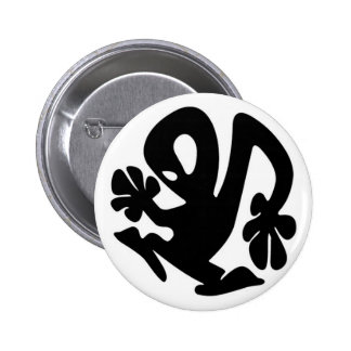 Plasticman Pinback Button