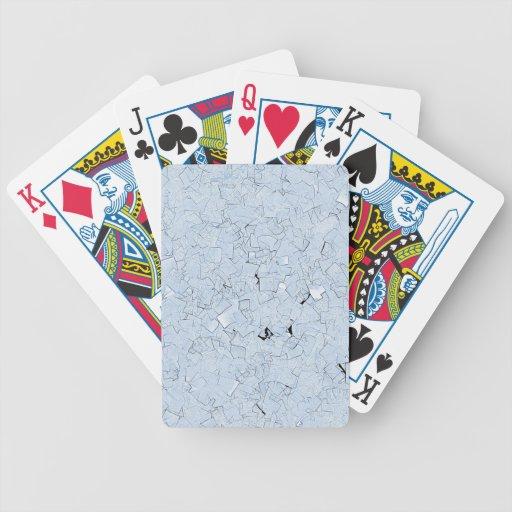 Plástico Baraja Cartas De Poker