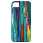 Plástico Barely There del caso del ~ iPhone5 de iPhone 5 Protector