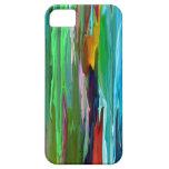 Plástico Barely There del caso del ~ iPhone5 de iPhone 5 Case-Mate Protector