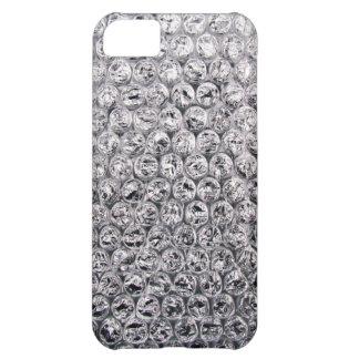 plástico de burbujas funda iPhone 5C