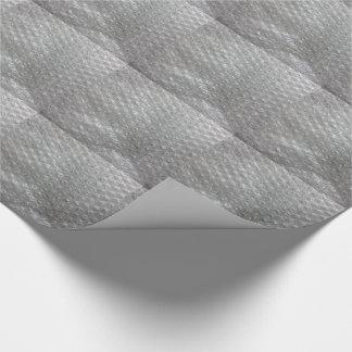 Plástico de burbujas papel de regalo