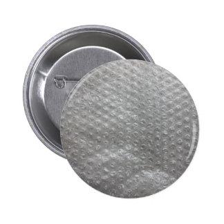 Plástico de burbujas pin