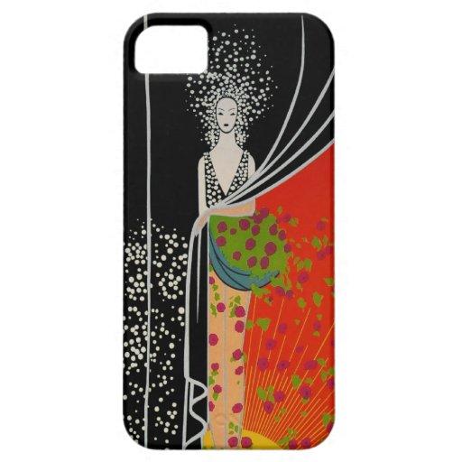 Plástico del caso del ~ iPhone5 de la moda de la iPhone 5 Coberturas