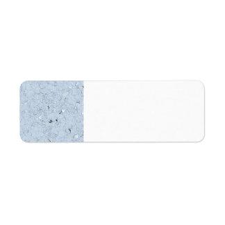 Plástico Etiqueta De Remite