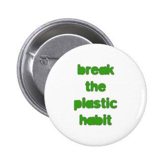 Plástico Pin