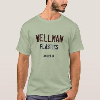 Plásticos de Wellman Playera
