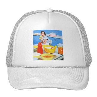Plastics Suburban Kitsch Housewife Kitchen Trucker Hat