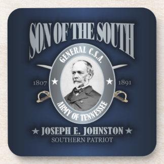 Plata de José E Johnston (SOTS2) Apoyavasos