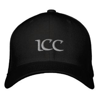 Plata de Keifi ICC Gorra De Béisbol Bordada