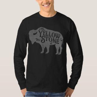 Plata del búfalo de Yellowstone Playeras