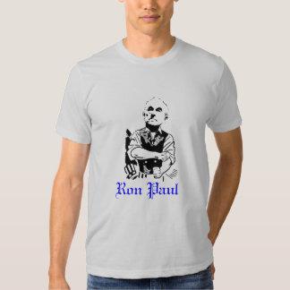 Plata del tío Sam de Ron Paul Camisas
