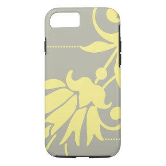 Plata/mantequilla botánicas - caso del compañero funda iPhone 7