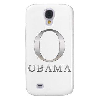 Plata O para Barack Obama Samsung Galaxy S4 Cover