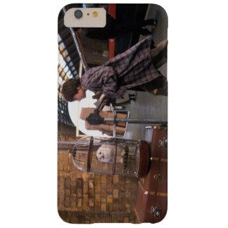 Plataforma 9 3/4 de Harry y de Hedwig Funda De iPhone 6 Plus Barely There