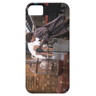Plataforma 9 3/4 de Harry y de Hedwig iPhone 5 Funda