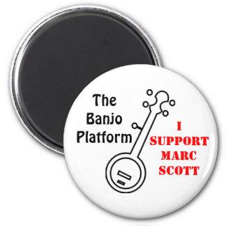 Plataforma del banjo: Imanes Imán Redondo 5 Cm