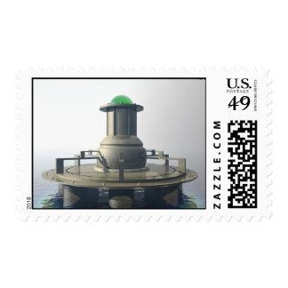 Plataforma del poder sellos