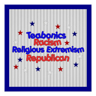 Plataforma republicana impresiones