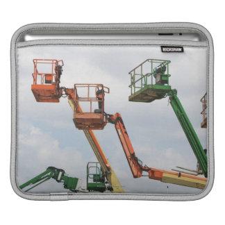 Plataformas de elevación industriales fundas para iPads