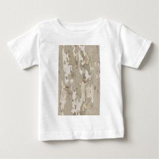 Platan bark texture baby T-Shirt