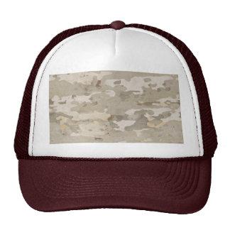 Platan bark texture trucker hat
