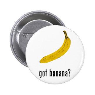 ¿Plátano conseguido? Pin Redondo 5 Cm