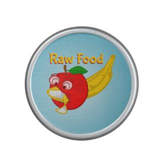 Plátano crudo de los versos de Apple de la lucha Altavoz