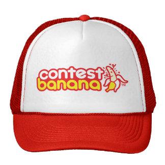 Plátano de la competencia gorra