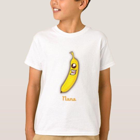 Plátano de Nana Playera