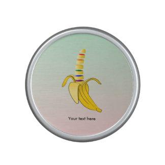Plátano del dibujo animado del orgullo de LQBQ Altavoz