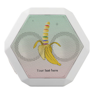 Plátano del dibujo animado del orgullo de LQBQ Altavoz Con Bluetooth
