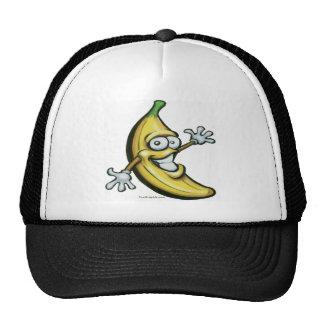 Plátano Gorros Bordados