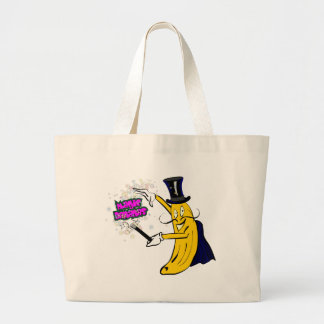 Plátano mágico bolsa tela grande