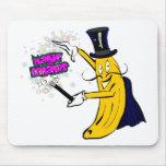 Plátano mágico tapetes de ratones