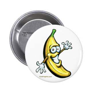 Plátano Pin Redondo 5 Cm
