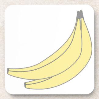 Plátano Posavasos De Bebidas
