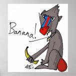 ¡Plátano! Poster
