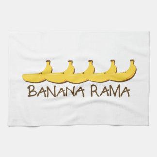 Plátano Rama Toalla