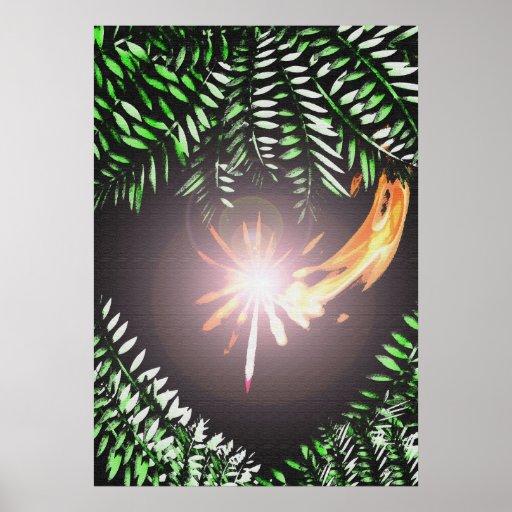 Plátano SplAt Poster