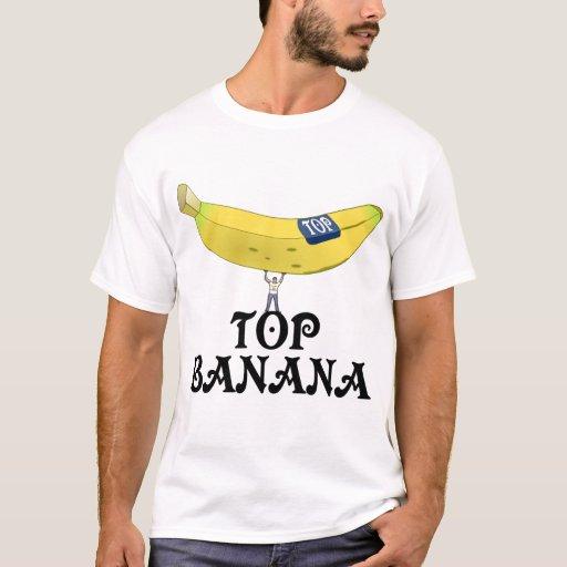 Plátano superior - modificado para requisitos playera
