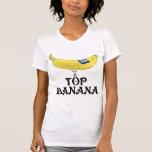 Plátano superior - modificado para requisitos camiseta