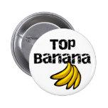 Plátano superior pin