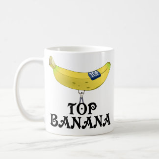 Plátano superior taza clásica