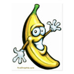Plátano Tarjetas Postales