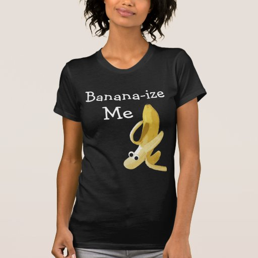 Plátano yo camiseta