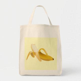 Plátanos Bolsa Tela Para La Compra