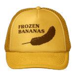 Plátanos congelados gorra