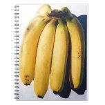 plátanos cuadernos