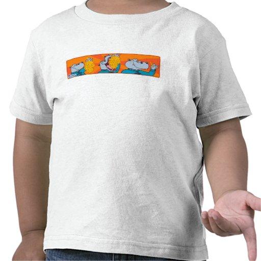 Plátanos de Hal Camiseta